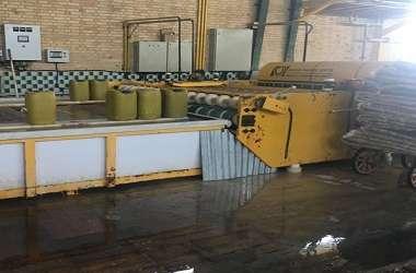 خیساندن فرش با دستگاه